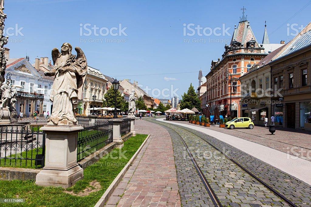 Kosice - Slovakia stock photo