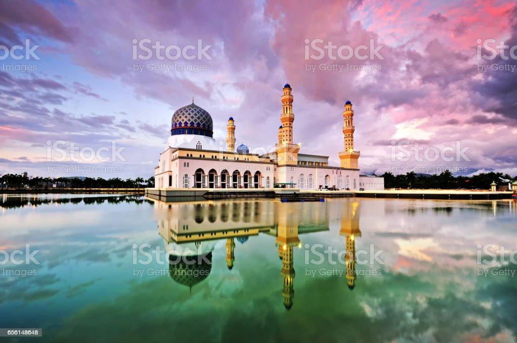 Mosquée de Kota Kinabalu - Photo