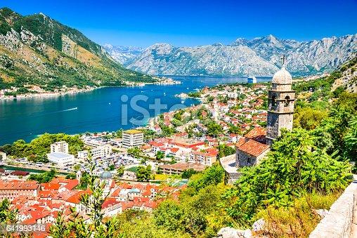 istock Kotor, Montenegro, Adriatic Sea 641993146