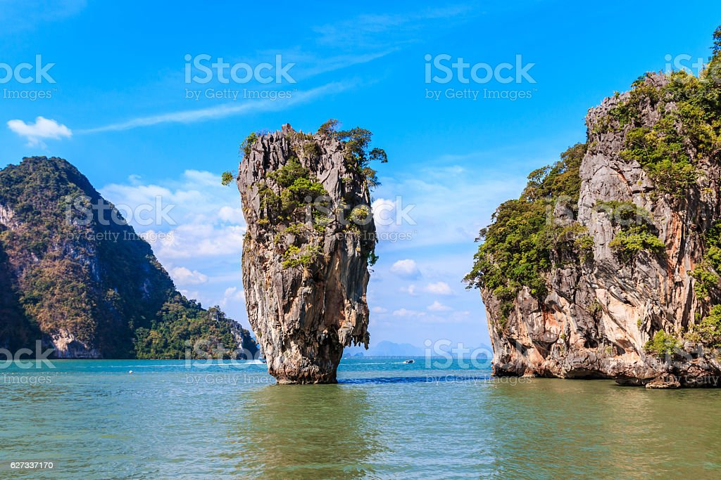 Krabi, Thailand. stock photo