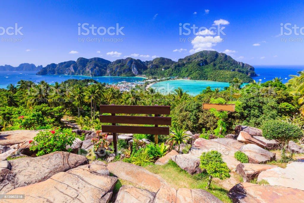 Krabi, Thailand. stock photo