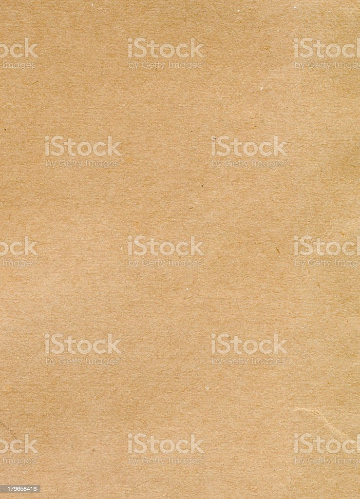 kraft paper background royalty-free stock photo