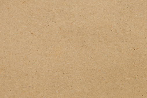 Brown recycle paper texture. Kraft paper for background