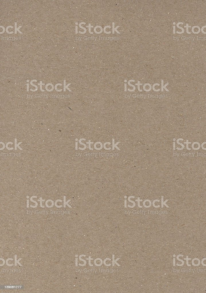 Kraft Paper royalty-free stock photo