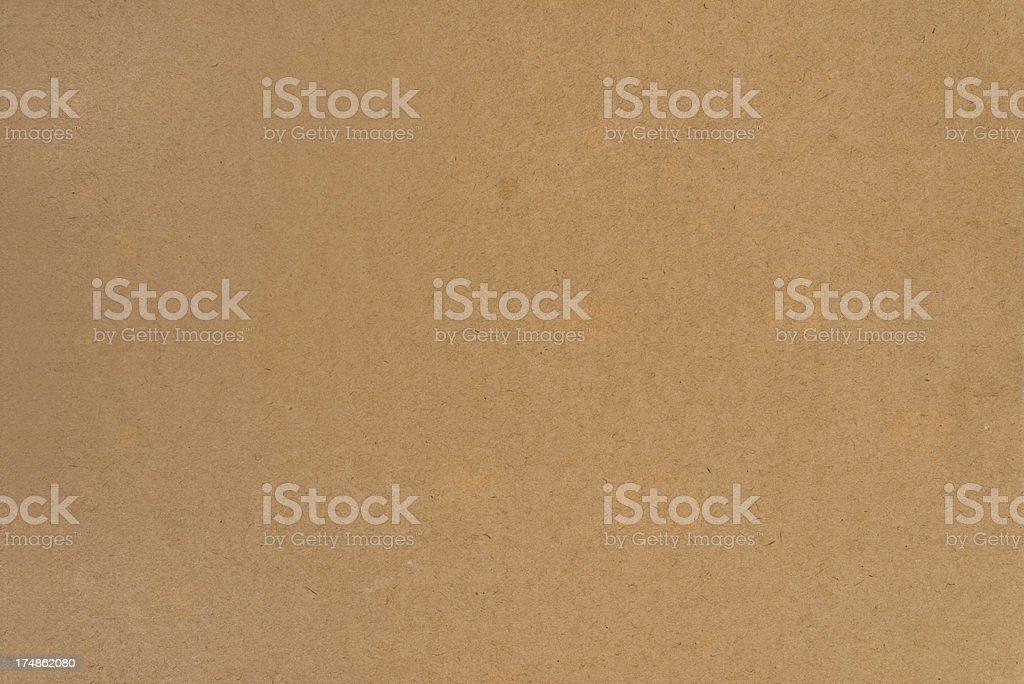 Kraft Paper royalty-free stock photo