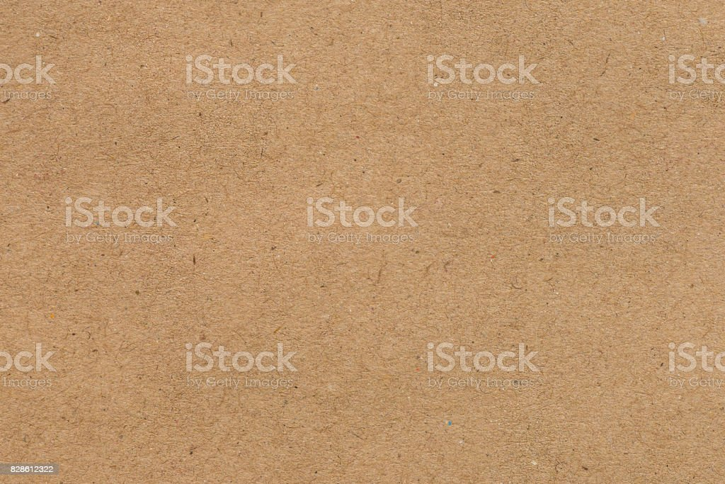 Kraft paper texture for wraping stock photo