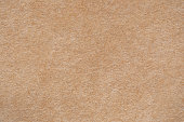 Close up recycle kraft paper texture for background. Kraft paper texture