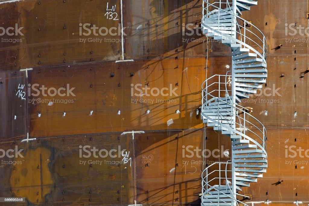 Kraftwerk stock photo
