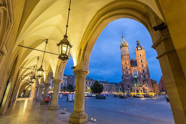 Krakau in Polen – Foto
