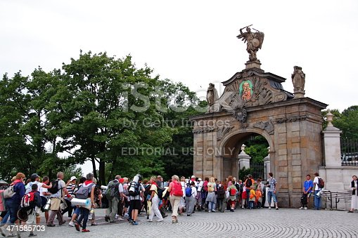 istock krakow pilgrimage to jasna gora sanctuary 471585703