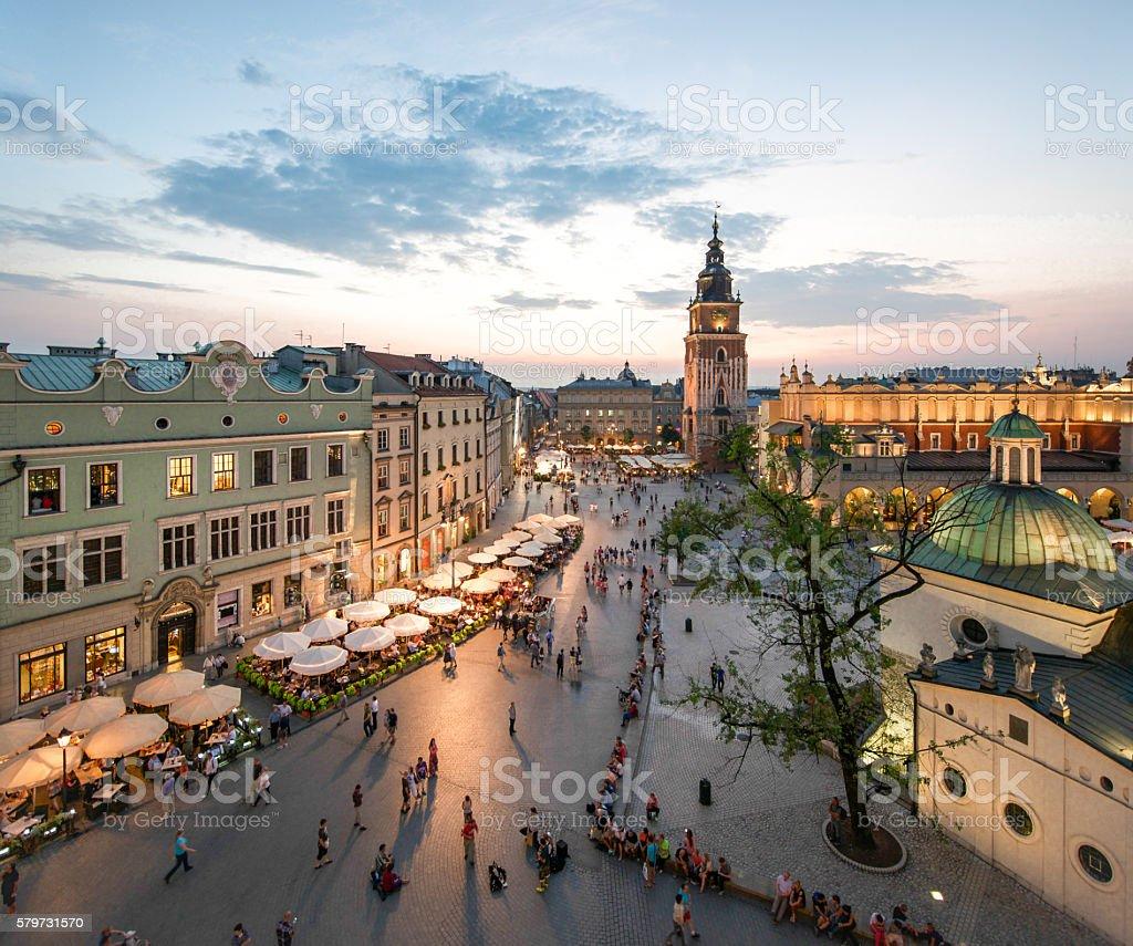 Krakau, Polen – Foto