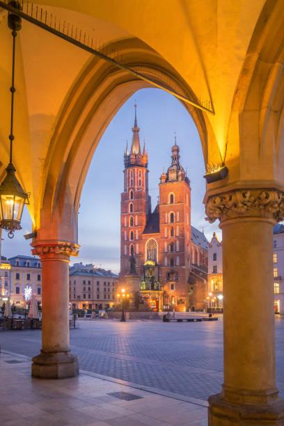 Krakow - Poland stock photo