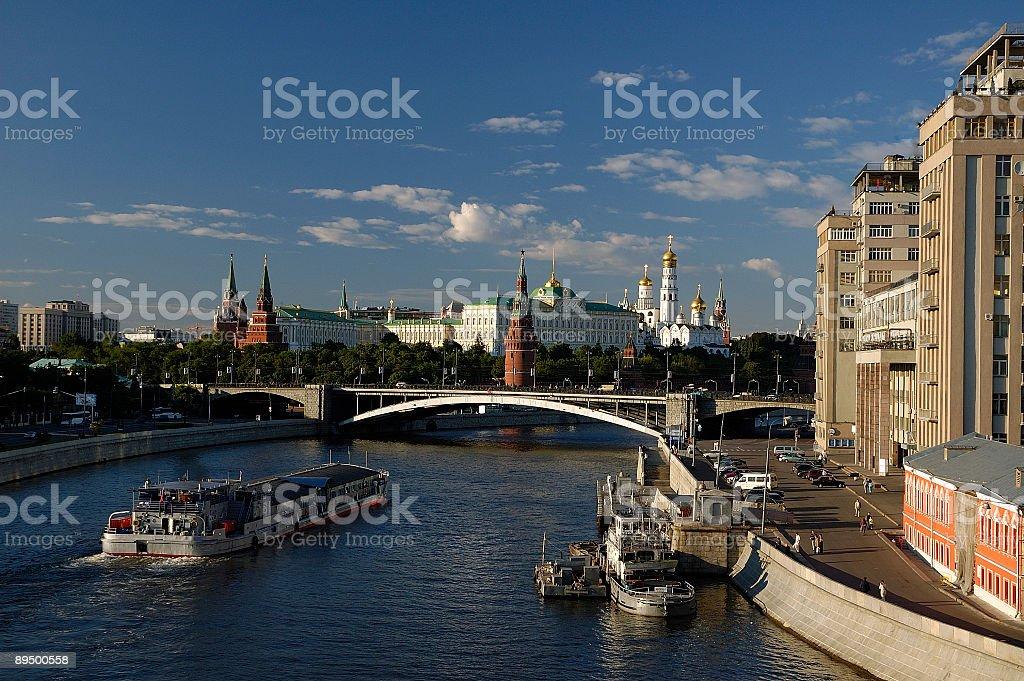 Cremlino foto stock royalty-free