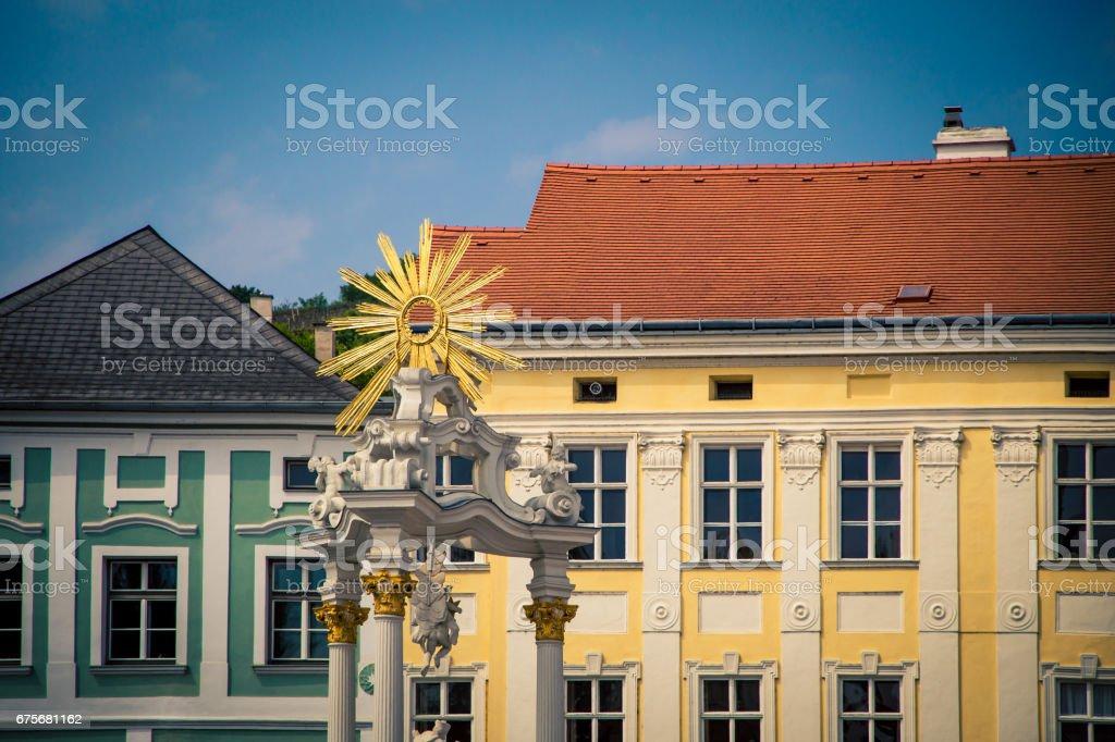 Krems an der Donau, Austria royalty-free stock photo