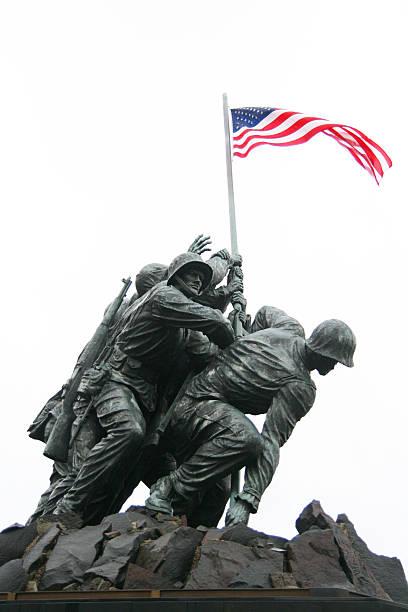 Kriegerdenkmal von Arlington – Foto