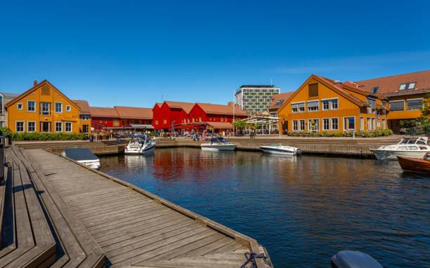 Kristiansand im Sommer – Foto