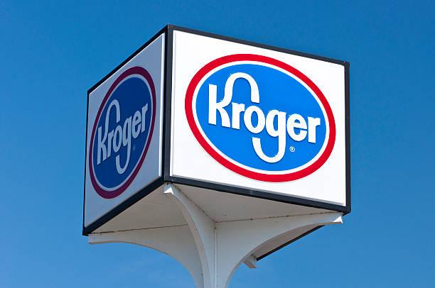 Kroger Außen-Schild – Foto