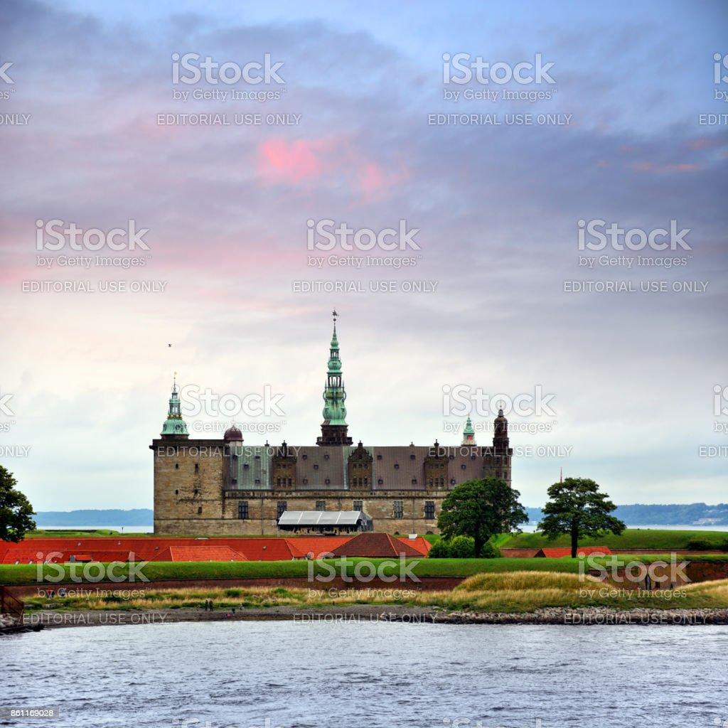 Kronborg, Denmark stock photo