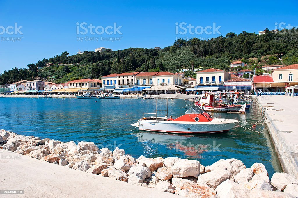 Ktakolon, Greece stock photo