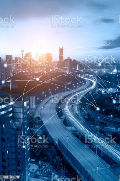 Kuala lumpur cityscape and network connection concept picture id655103978?b=1&k=6&m=655103978&s=612x612&h=hzcp56joxvac9wamgbsa6jdo7tjovud2wawgylohl2q=