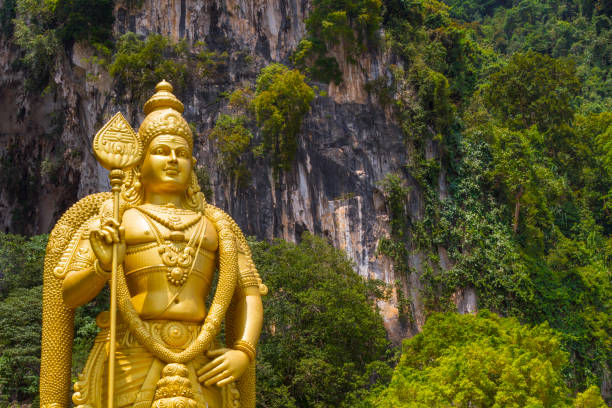 Kuala Lumpur, Malaysia Kuala Lumpur, Malaysia kuala lumpur batu caves stock pictures, royalty-free photos & images