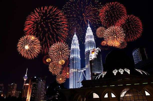 Kuala Lumpur, Malaysia stock photo