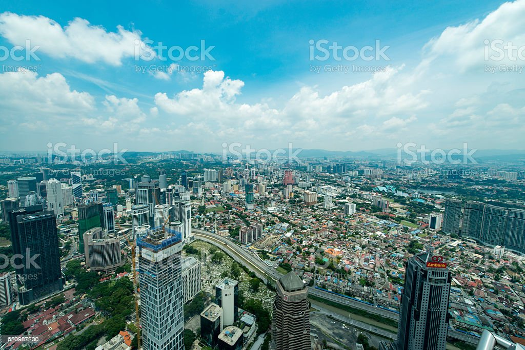 Kuala Lumpur, Malásia foto royalty-free