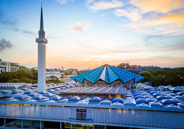Kuala Lumpur Nationalmoschee – Foto