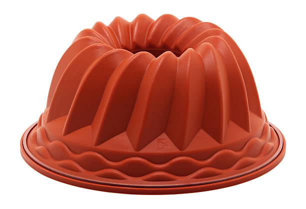 Kuglof mold stock photo