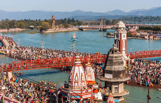 Kumbh Mela in Haridwar – Foto