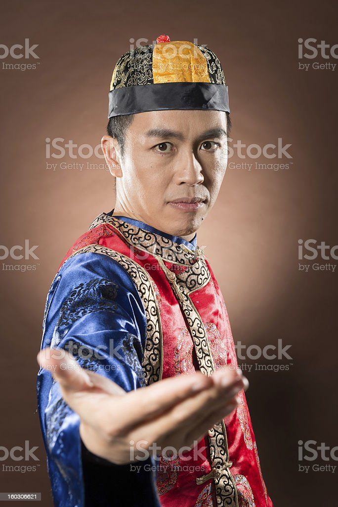 kung fu stock photo