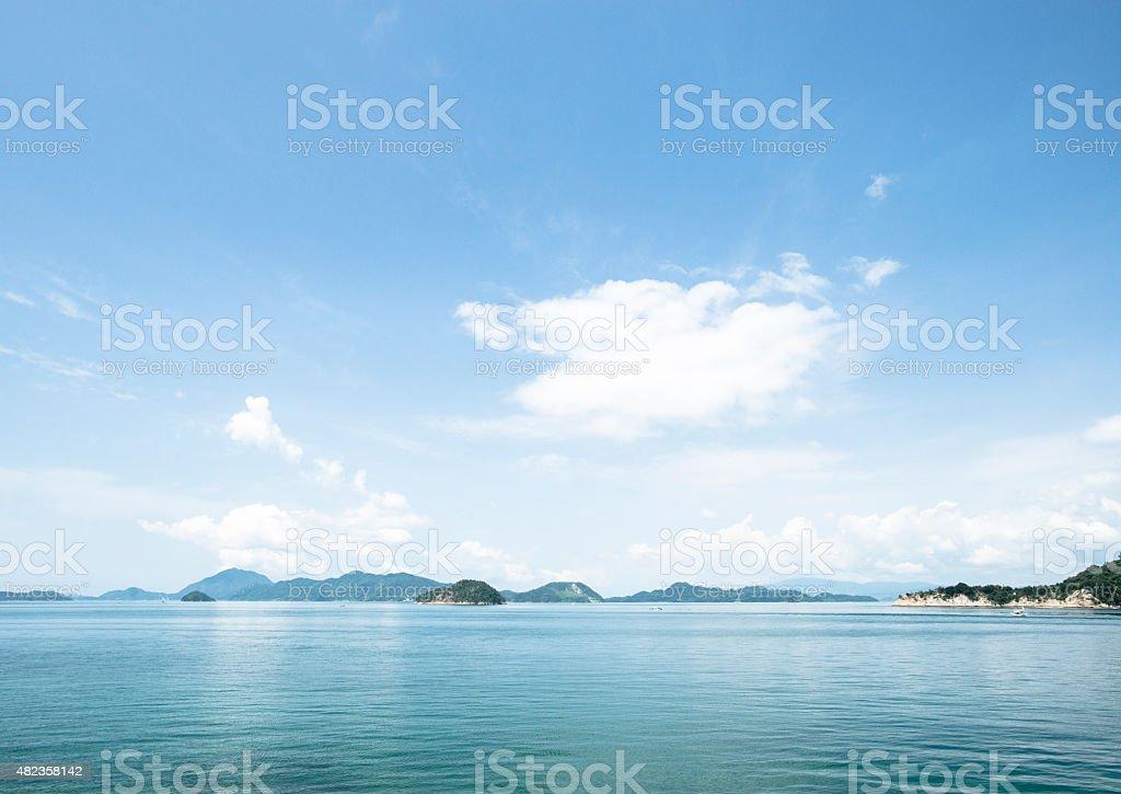 Ōkunoshima stock photo