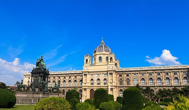 kunsthistorisches museum - kunsthistorisches museum wien stock-fotos und bilder