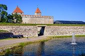 istock Kuressaare castle 1134085849