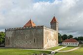 istock Kuressaare Episcopal Castle on Saaremaa island, Estonia 1282800776