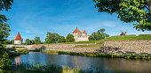 istock Kuressaare Episcopal Castle on Saaremaa island, Estonia 1282800810