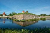 istock Kuressaare Episcopal Castle on Saaremaa island, Estonia 1282800863