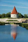 istock Kuressaare Episcopal Castle on Saaremaa island, Estonia 1282800945