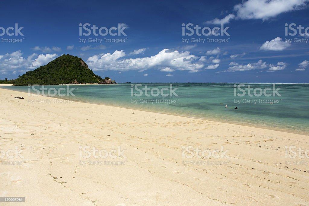 Kuta Beach stock photo