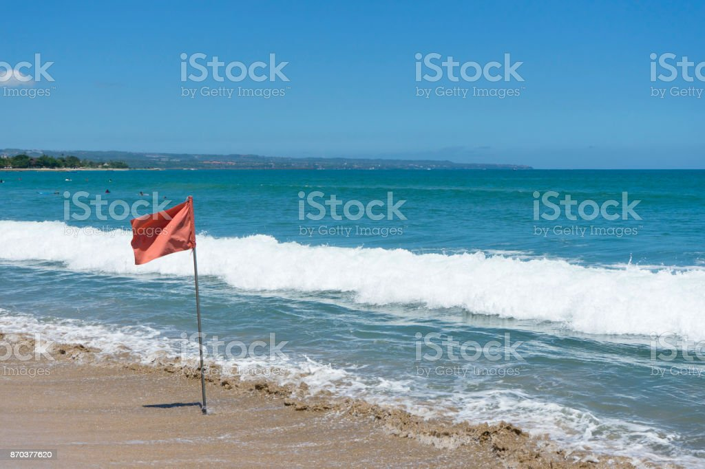 Kuta Beach stock photo