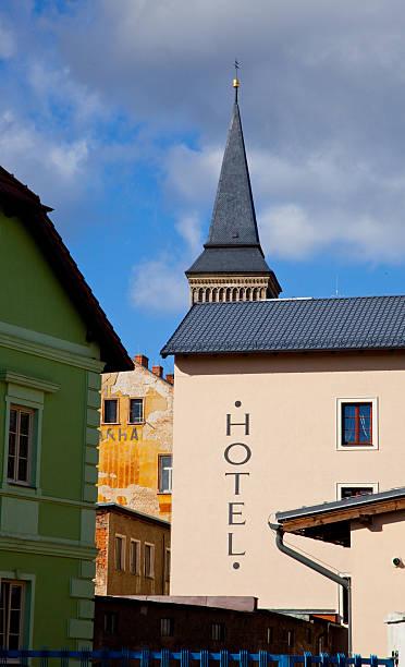 Kutna Hora Town stock photo