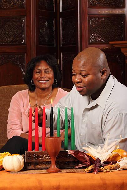 Kwanza Couple Verical - Photo