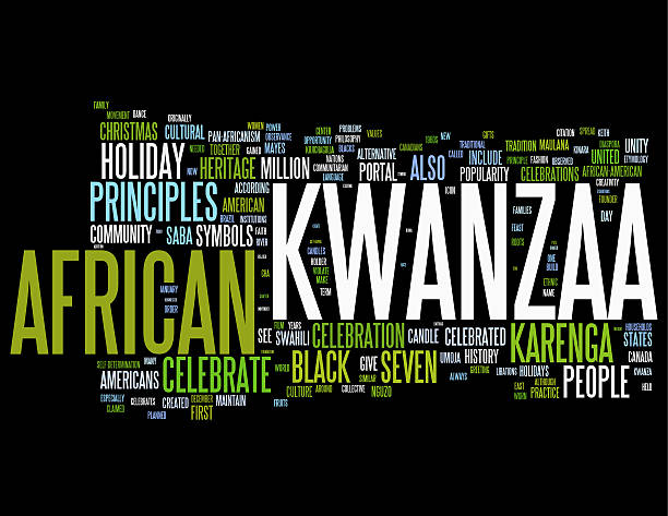 kwanzaa - kwanzaa stock pictures, royalty-free photos & images