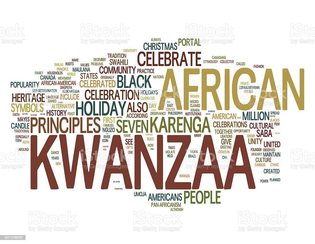 Kwanzaa - foto de stock