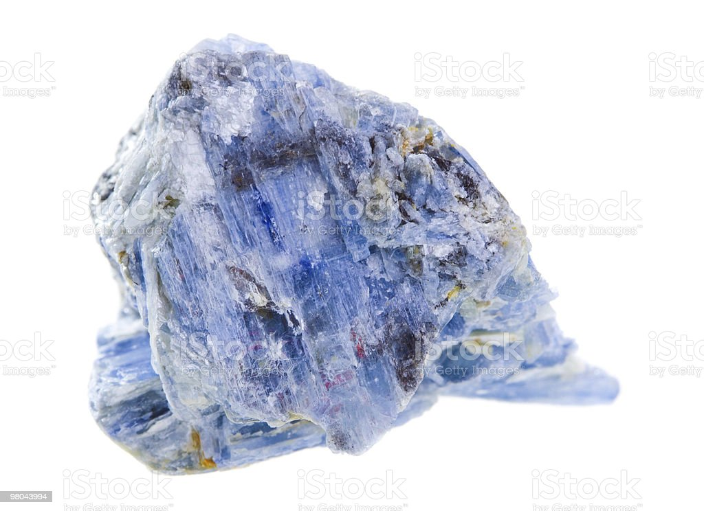 Kyanite royalty-free stock photo