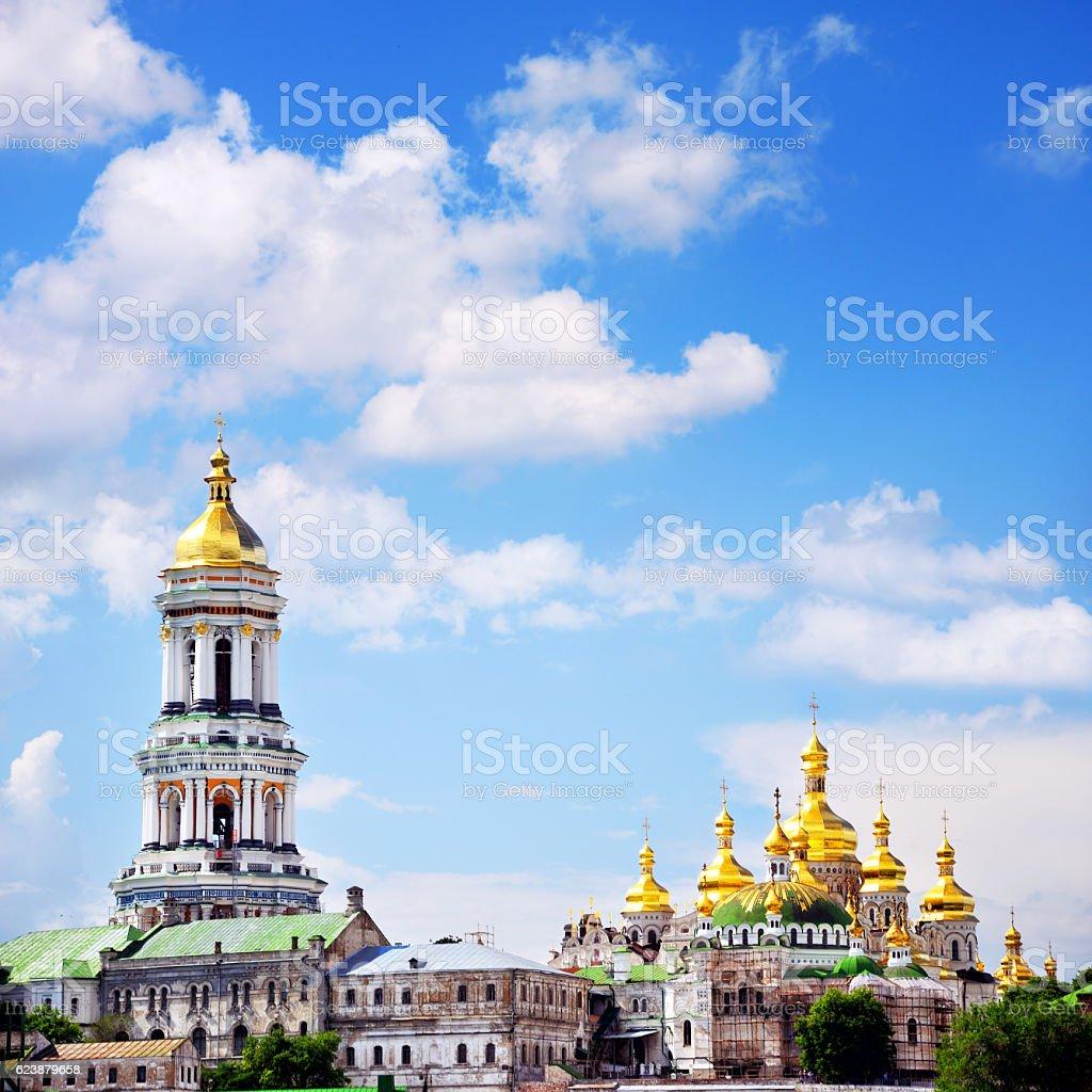 Kyiv Pechersk Lavra stock photo