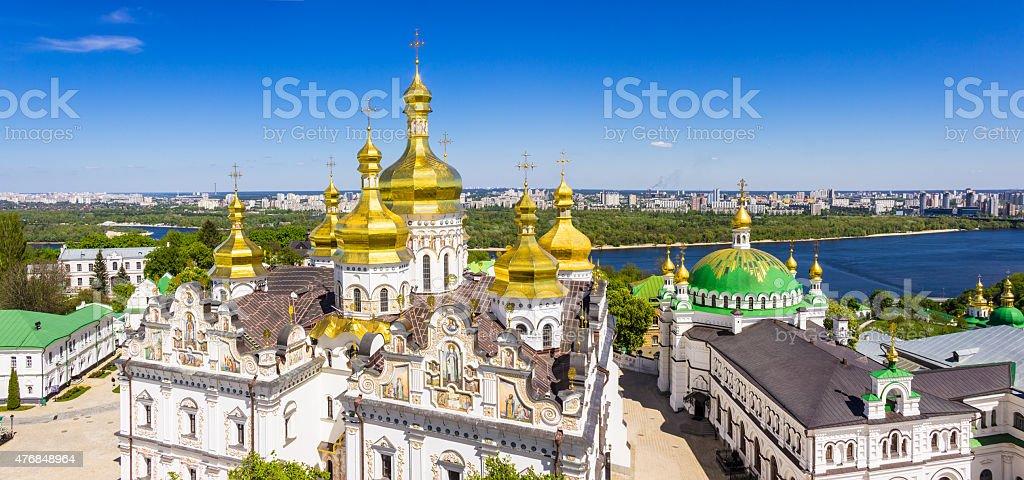 Kyiv-Pechersk Lavra stock photo