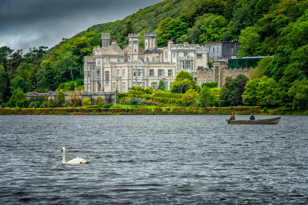 Kylemore Abbey, Co. Galway in Irland – Foto