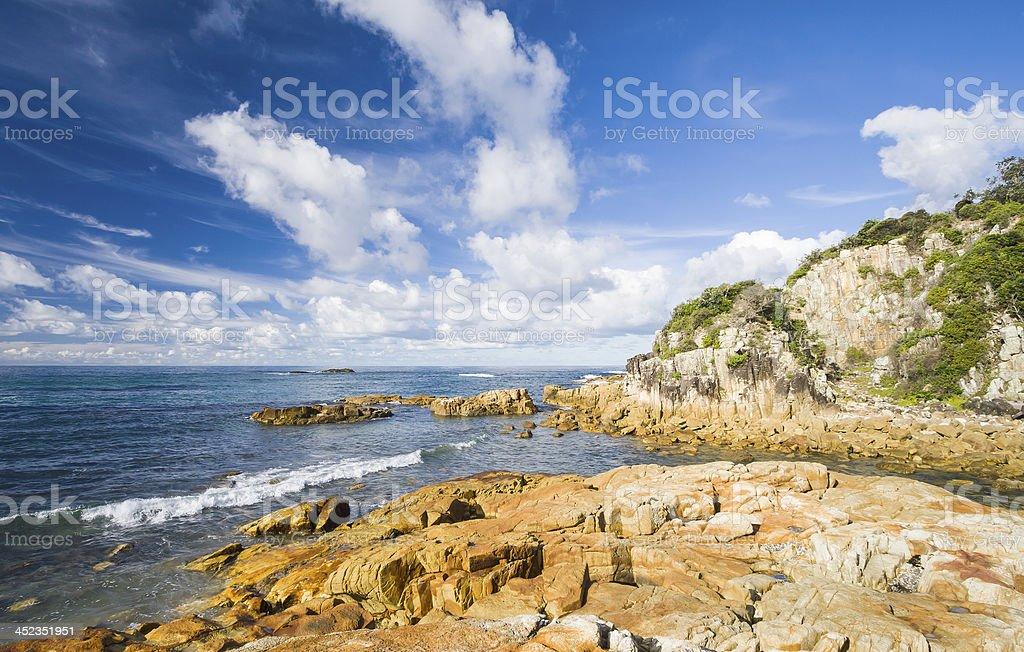 Kylie's Beach stock photo