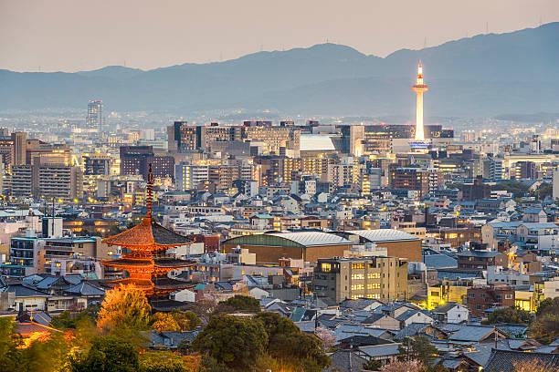 kyoto, japan - kyoto fotografías e imágenes de stock